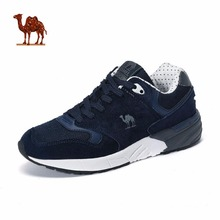 Camel Women Running Shoes Low-help Breathable Sport Shoes Lace-up A63359602