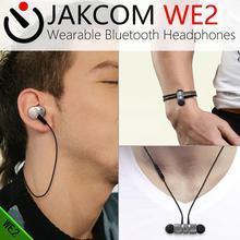 JAKCOM WE2 Wearable Inteligente Fone de Ouvido venda Quente em Fones De Ouvido Fones De Ouvido como spinfit casque head set