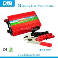 1000 Вт изменения волна Мощность преобразователь частоты кондиционер с трансформатором