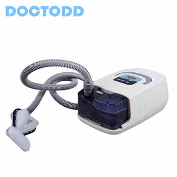 Doctod GI CPAP más nuevo BMC CPAP máquina Anti Snoring CPAP respiración dormir Aiding CPAP respirador ventilador con piezas gratis