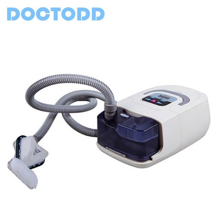 Doctodd GI CPAP plus récent BMC CPAP Machine Anti-ronflement CPAP respiration sommeil aider CPAP respirateur ventilateur avec des pièces gratuites