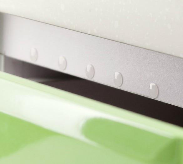 10*2 Ball Suface Glass Door Pads Buffer Kitchen Cabinet Door Drawer Damper  Buffers Pads