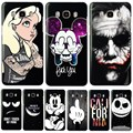 Legal telefone dos desenhos animados disco pc back cover case for samsung galaxy j3 j5 j7 a3 a5 2016 2015 s3 s4 s5 mini s6 borda nota 3 4