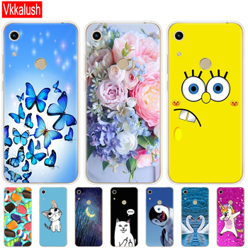 Case For huawei honor 8A Case Silicon TPU Cute Back Cover Phone Case for  Huawei Honor 8A JAT-LX1 8 A  for Honor8A Case Soft honor 8a case for huawei honor 8a case silicone tpu cute back cover phone case on huawei honor 8a jat lx1 8 a honor8a case soft