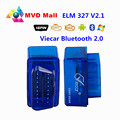 Lowest Price V2.1 ELM 327 Bluetooth Adapter OBDII Works on Android Torque Auto Diagnostic Tool ELM327 Mini Bluetooth Code Reader