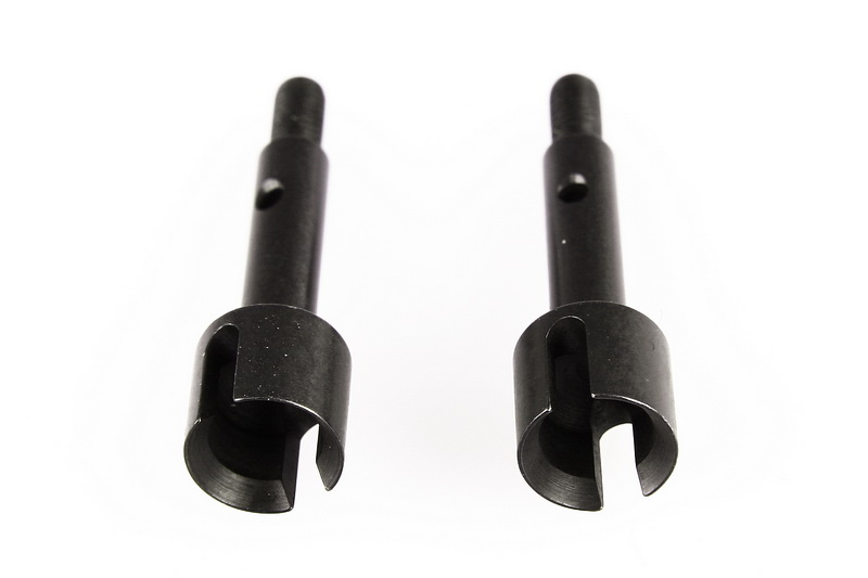 LC Racing Stub Axle Set 2-Piece For 1/14 Scale LC Racing Models