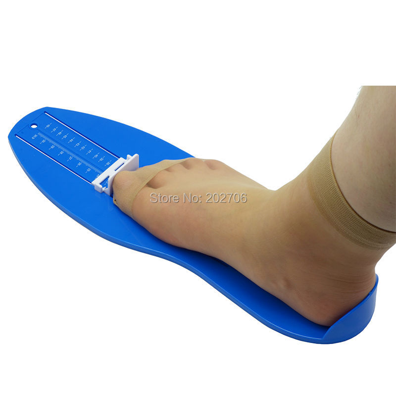 Paquet de 2 Appareil De Mesure De Chaussures Funmo Pied Dispositif De Mesure Pour