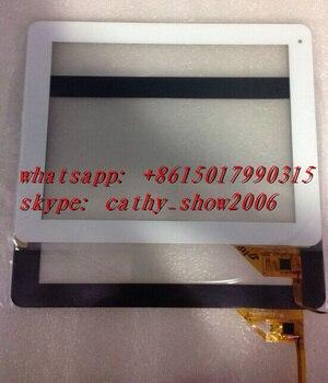 9,7 pulgadas de pantalla táctil con digitalizador... YTG-P97002-F6 AD-C-970778-1-FPC touch panel blanco o negro de entrega
