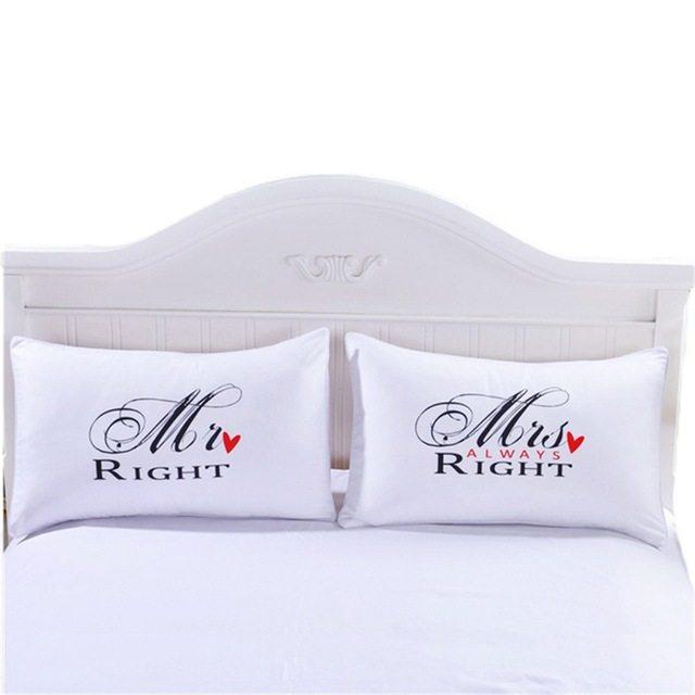 Online Shop pillowcase set,Romantic Gift Idea for Couples Christmas ...