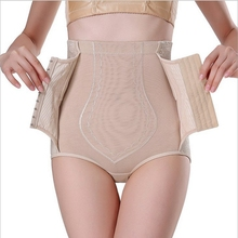 Hot Sale New 2018 High Waist Control Panties Tummy Shaper Corset Body Women Shapewear Underwear Firm Pant