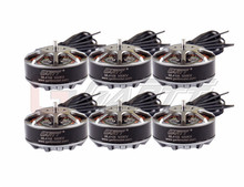 6 pcs gartt ml 4108 500kv brushless motor untuk quadcopter hexacopter rc drone mult-irotor