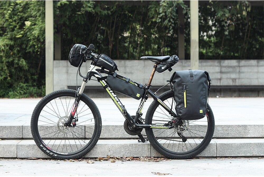 Waterproof cycling bike pannier bag (8)