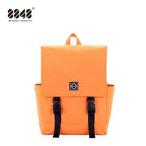Image 5 - 8848 Phụ Nữ Hot Ba Lô Vải Canvas Màu Kẹo Chống Nước Trường Túi dành cho Thanh Thiếu Niên Nam Công Suất Lớn Laptop Lưng 092 060  008