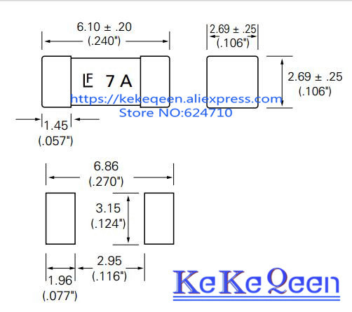 NEW 100PCS/LOT 1808 SMD fuses disposable fuse 0.25A/0.5A/0.75A/1A/1.5A/1.6A/2A/3A/3.15A/4A/5A/6.3A/7A/8A/10A/12A/15A