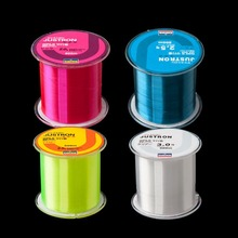 Colorful Super Strong Monofilament Nylon Fishing Line 500 m
