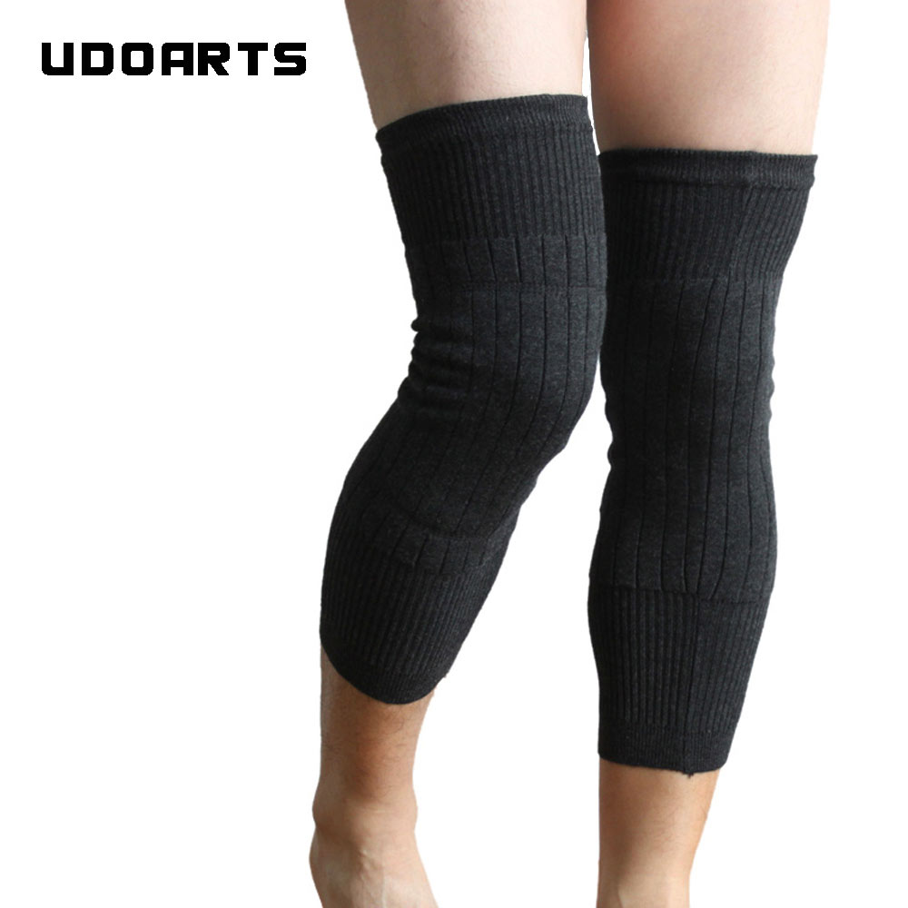 Udoarts Cashmere Knee Support / noha Warmers (1 pár)