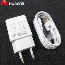Original Huawei P8 lite Charger 5V 2A Micro usb EU Wall Charge power Adapter , Huawei P9 lite Honor 8x 6a y7 y6 y5 ii y3 Phone(China)