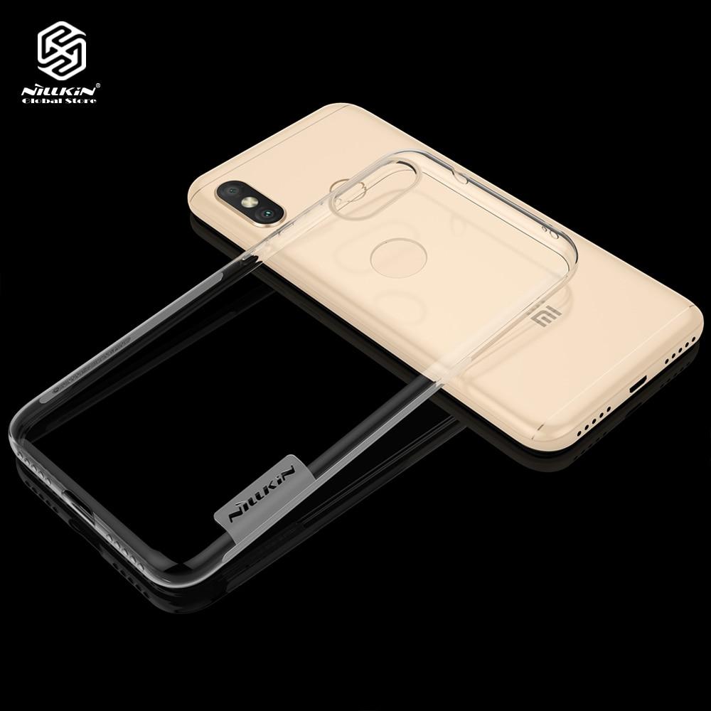 Boys' Shoes Nillkin Clear Soft Nature Tpu Case For Xiaomi Redmi Note 5 6 Pro Case Cover Thin Silicon Cover For Redmi 6 Pro Mi A2 Lite