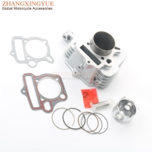 52.4mm cylinder kit for Honda Wave 110 ZN110Y NICE 110 12100-KFL-850 genuine honda 12100 p13 000 cylinder head assembly