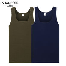 3pcs New Men Summer Tank Tops Cotton Golds Jersey 2018 Bodybuilding Sleeveless Brand Casual Shirts Men's Hot Selling(China)