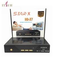 Set Top Box HD STAR X DVB S2 Satellite Bisskey WIFI POWERVU Digital Receiver COMOBO DVB