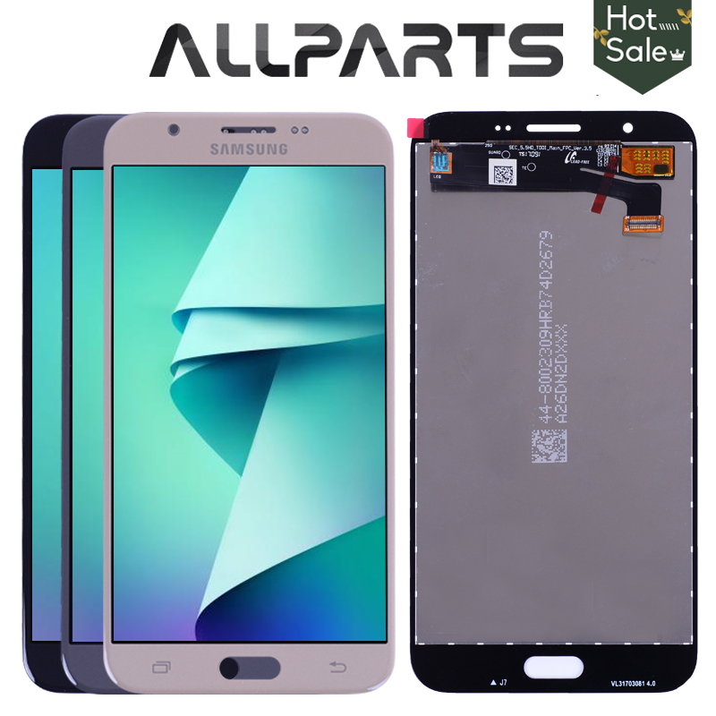 Original 5.5 IPS HD LCD for SAMSUNG Galaxy J7 Prime Display G610 G610F Touch Screen Digitizer Replacement Display J7 Prime