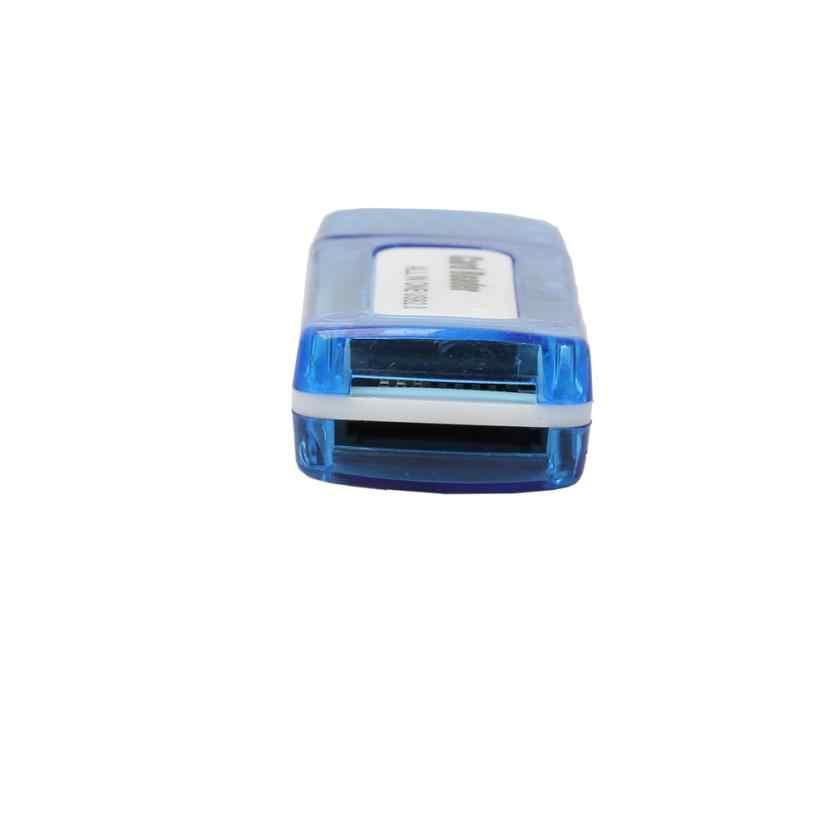 2019 Kecepatan Tinggi Mini USB 2.0 OTG Micro SD TF Card Reader Adaptor untuk Laptop Komputer Notebook Adaptor Kartu Lector de Tarjetas