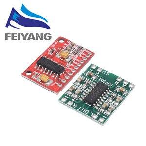 PAM8403 Super mini digital power amplifier board miniature class D power amplifier board 2 * 3 W high 2.5-5V USB