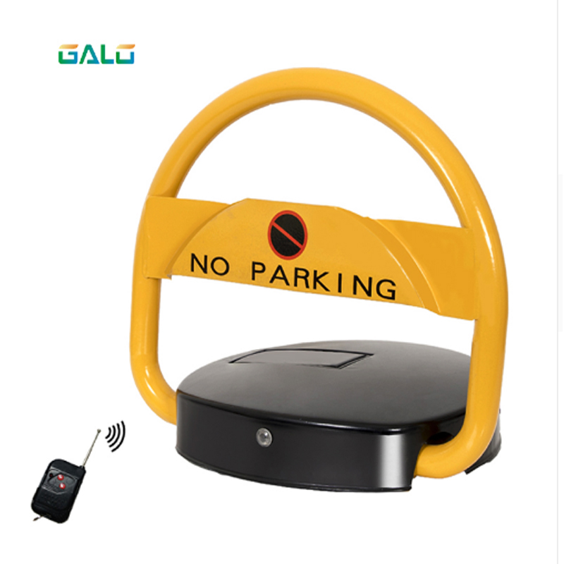 Remote Control Solar System Automatic Remote Parking Lock / Parking Barrier / Thickened Waterproof Parking Lock Parking Barrier