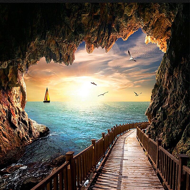 5100 Contoh Lukisan Pemandangan Di Tepi Laut Terbaru
