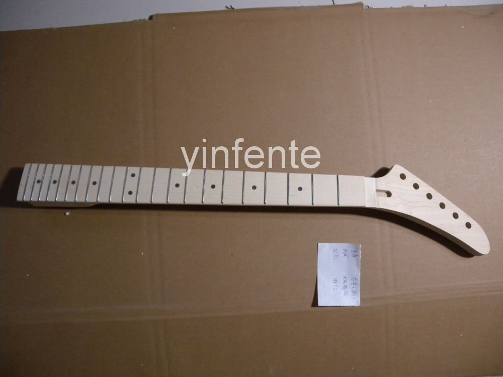 New right High Quality Unfinished electric guitar neck Solid wood Body & fingerboard high quality custom shop lp jazz hollow body electric guitar vibrato system rosewood fingerboard mahogany body guitar