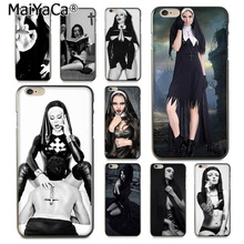 MaiYaCa Sister Style Nun Sexy Girl Luxury High-end soft phone Case for
