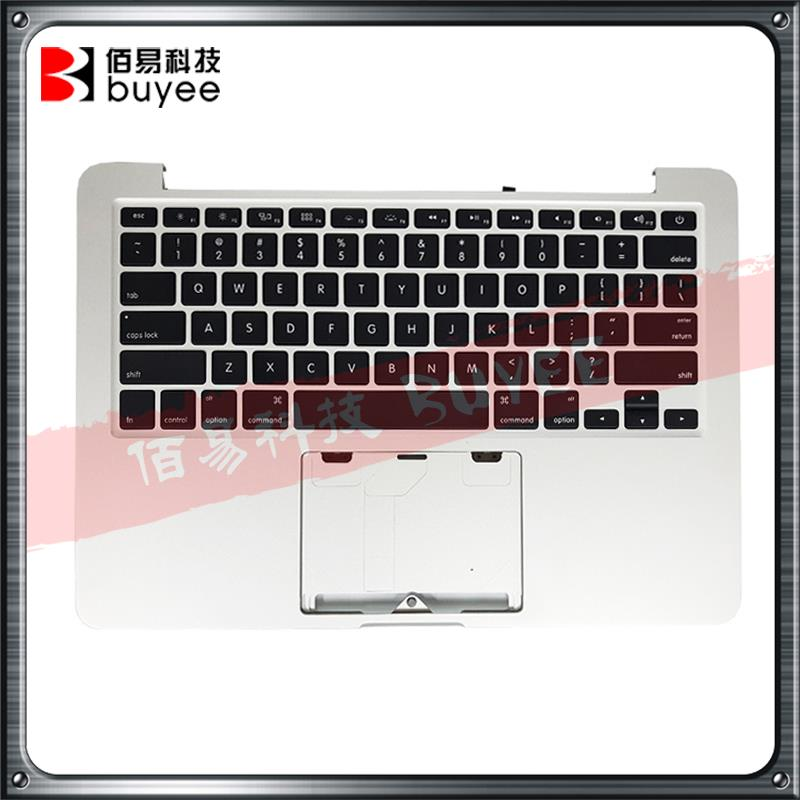 Original New For Macbook Retina Pro 13'' A1425 Upper Top case US Keyboard Replacement Backlight 2012 2013 MD212 MD213 new original laptop a1706 us keyboards for macbook pro retina 13 inch a1706 keyboard 2016 year replacement