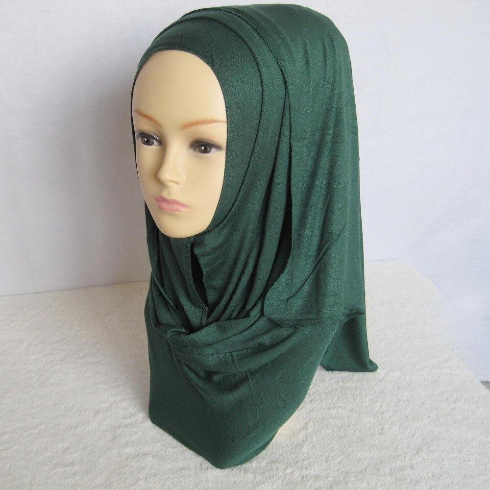 Latest Design Wholesale Manufacturer Muslim Cotton Solid