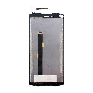 Image 3 - Alesser do Doogee S55 wyświetlacz LCD i zestaw do naprawy ekranu dotykowego części do Doogee S55 Lite LCD z narzędziami i klejem 5.5