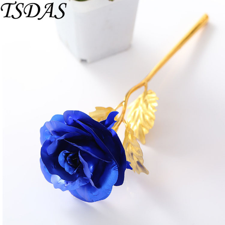 Aliexpress Com Buy Wr Romantic Rose 24k Gold Dipped: Popular Forever Rose-Buy Cheap Forever Rose Lots From