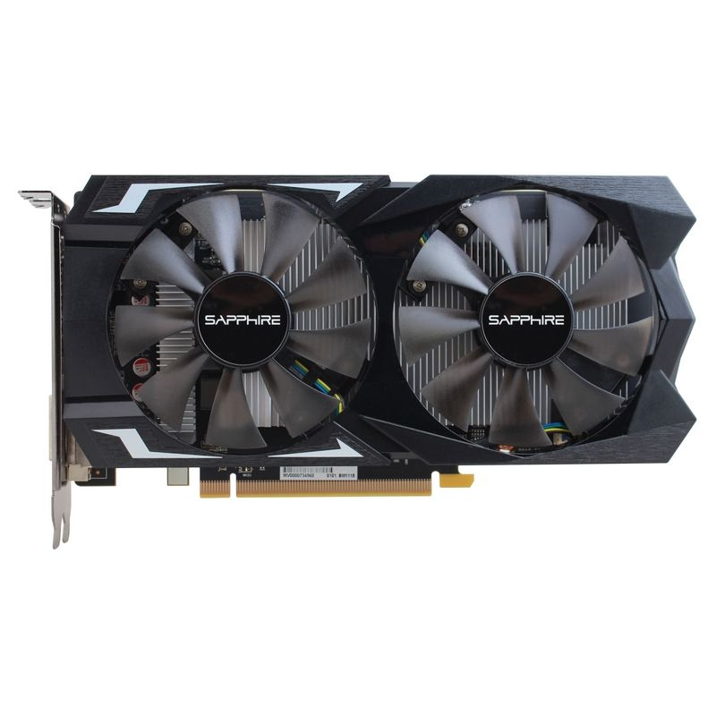 Used,Sapphire Radeon Rx560D 4Gb Gddr5 Pci Express 3.0 Directx12 <font><b>Video</b></font> Gaming Graphics Card External Graphics Card For Desktop image