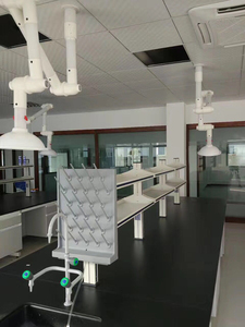 Image 5 - Brand New Lab Supply Wall Desk Drying Rack 52 Pegs Science Clean Education&Lab Use Support  Grey Color
