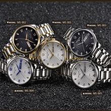 Quartz Luxury Gold Casual Wrist Watch