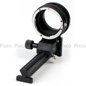 Image 4 - Pixco חליפת לניק עבור Canon עבור Pentax פלסטיק מאקרו מפוח עדשת חצובה הר הארכת מפוח עדשת הר תמונה סטודיו ערכות