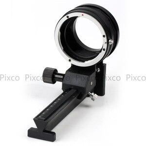 Image 4 - Pixco ชุดสำหรับ Nik สำหรับ Canon สำหรับ Pentax พลาสติกมาโครเลนส์ขาตั้งกล้องขยายเลนส์ Photo Studio ชุด
