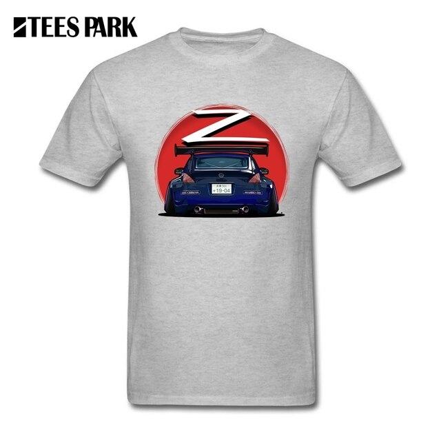 Funny Hip Hop Tee Shirt Nissan Fairlady 350z Z33 Car Midnight Blue