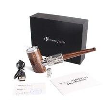 Original Kamry K1000 Plus E-Pipe kit 30W smoking Pen 4.0ml Atomizer Sigarate box mod 1100mAh e Pipe Electronic Cigarette Hookah