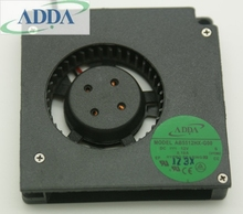ADDA AB5512HX-G00 DC12V 0.19A Blower fan Server Cooling Fan 5.5cm 2-wire(China)