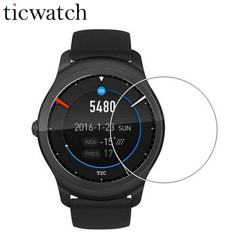 Orignal Ticwatch Tempered Glass Screen Protective Film Smartwatch Screen HD protective film for TICWATCH 2 Ticwatch E & S