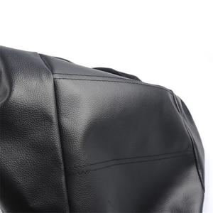 Image 4 - Funda de asiento de cuero PU para todos los coches, Protector de asiento de coche, SUV, camión, Airbag Compatible, 2 uds.