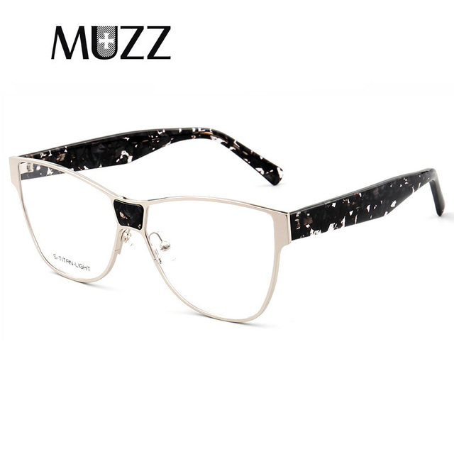 00d12899603a 2019 Newest Female Cat Eye Glasses Elegant Style Cat Eye Eyeglasses Frame  Vintage Ladies Eyewear Spectacle Frame Women Eyeglasse