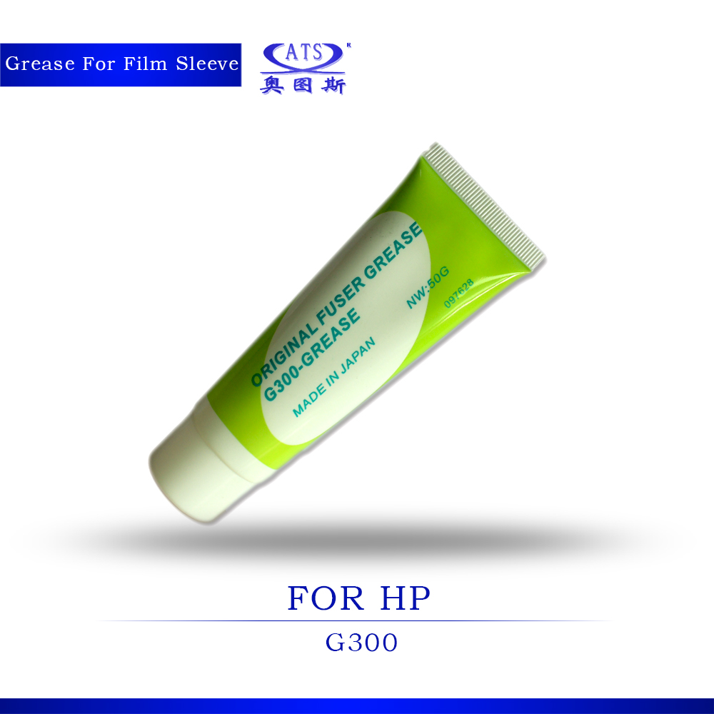 10PCS For HP G300 Fuser Film Grease Oil Silicone Grease 50g/pcs 097628