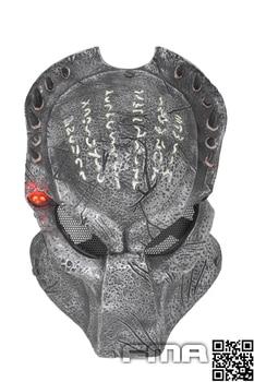 "FMA Halloween Wire Mesh ""Wolf 2.0"" Luminous version Mask war games gear helmet Free shipping"