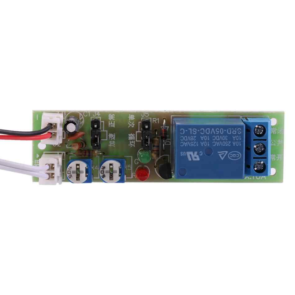 Adjustable Cycle Timer Delay On  Off Switch Relay Module Dc